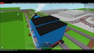 roblox thomas the tank engine and friends the movie 2013 [FULL MOVIE]
