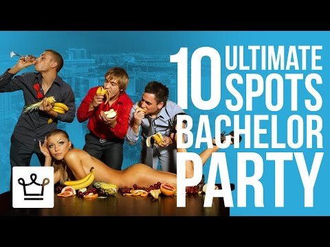 10 Ultimate Bachelor Party Spots In America