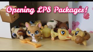 Opening LPS Packages!