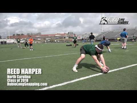 Reed Harper - Long Snapper