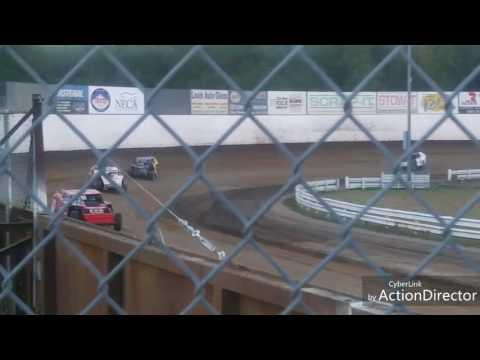 Mel Decker Racing 7/8/17 Skagit Speedway Silent Main