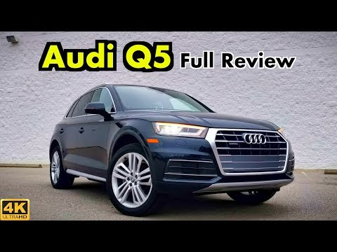 2019 Audi Q5: FULL REVIEW + DRIVE | Small Changes to Audi's Proven Winner!