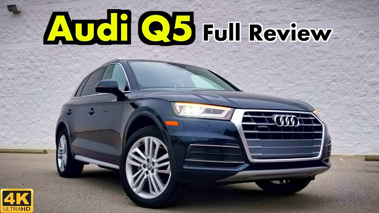 2019 Audi Q5 Full Review Drive Small Changes To Audis Proven