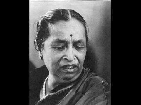 Gangubai Hangal (2) Raga Marwa