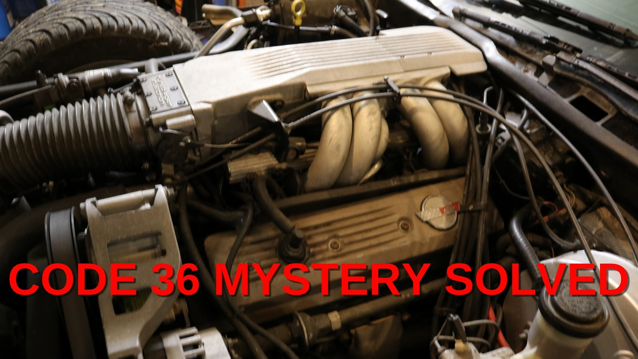 corvette gm tpi code 36 mystery solved diy auto repair 2 [ 1280 x 720 Pixel ]