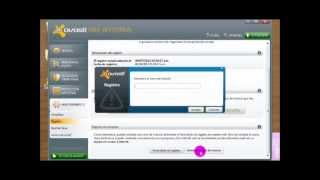 como crackear avast (serial para registrar el antivirus avast) tutorial rapido y facil