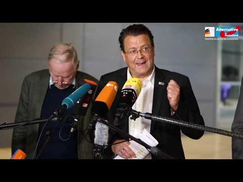 Hetze gegen die AfD wird immer krasser! - Stephan Brandner & Dr. Alexander Gauland