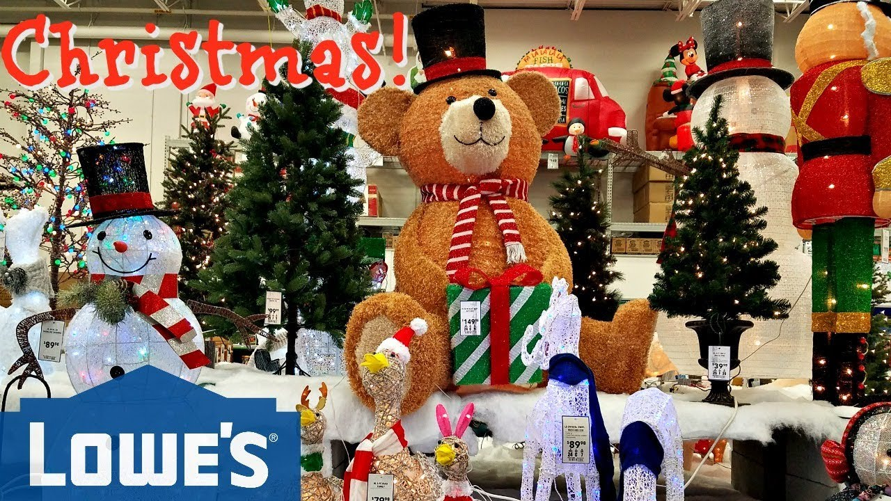lowes christmas decorations elvis christmas 2017 - Lowes Christmas Decorations 2017