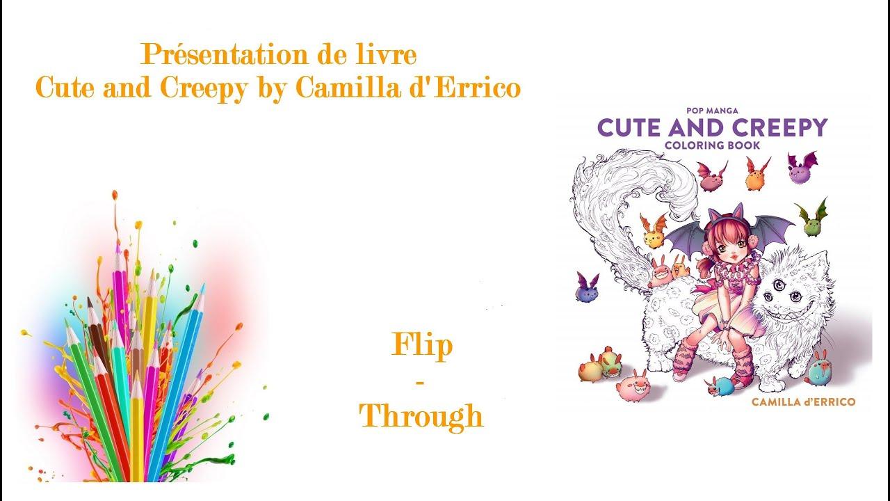 PRÉSENTATION DE LIVRE] CUTE AND CREEPY BY CAMILLA D'ERRICO LDPB ...