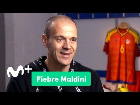 Fiebre Maldini: Ildefons Lima, orgullo de Andorra | Movistar+