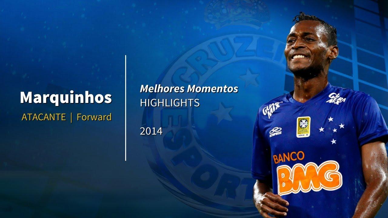 MARQUINHOS Meia Atacante Cruzeiro 2014
