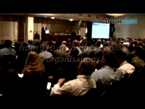 Decommissioning & Abandonment Summit Preview 2011