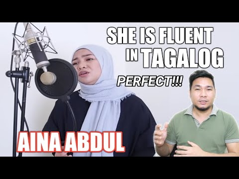 Aina Abdul - Pangako Sayo First Reaction from YouTube · Duration:  10 minutes 15 seconds