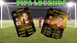Best team in fifa 15   IF Andy Carroll   IF Bentdner
