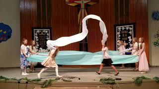 2018 Easter celebration at Slavic Christian Academy Vancouver wa