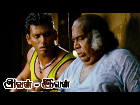 Avan Ivan | Avan Ivan Full Tamil Movie Scenes | Vishal And Arya Invites G. M. Kumar To Their Home