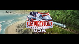 Rail Nation - Tutorial -  New Player Guide - Episode 1 - Buildings (English)