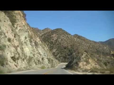 Brandon's Driving On Angeles National Forest (1 of 10)