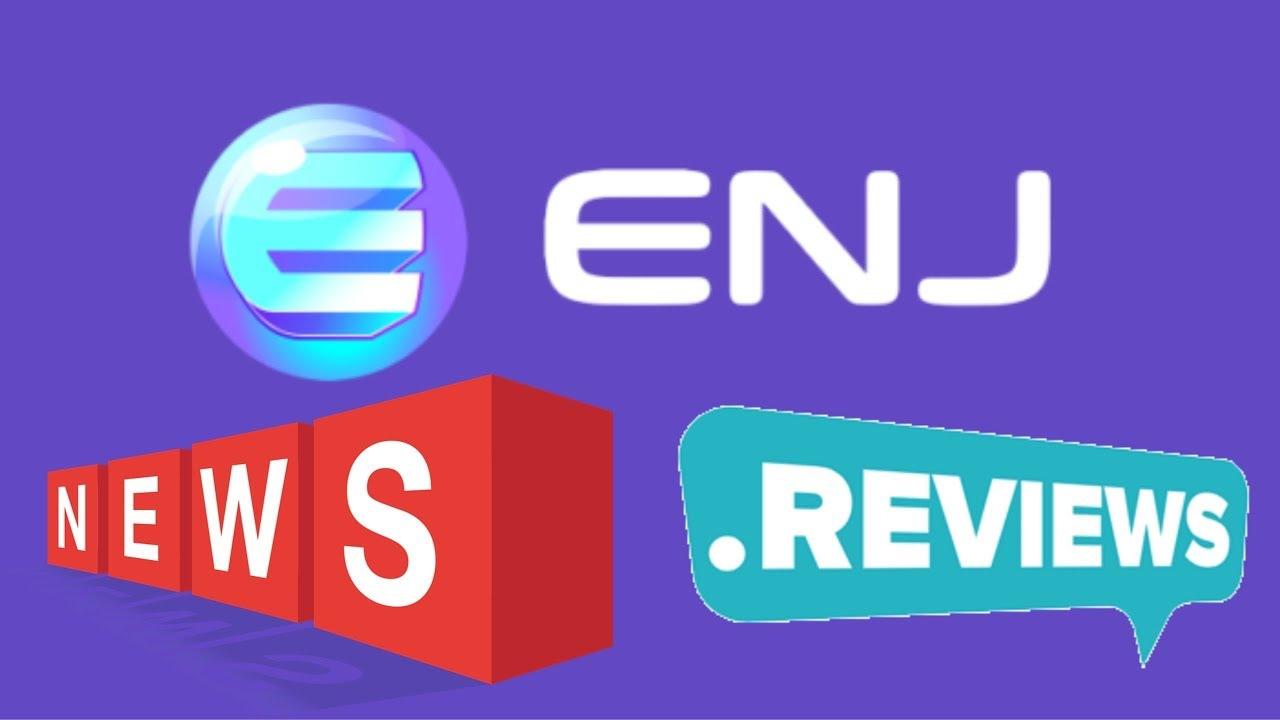 Криптовалюта Enjin Coin (ENJ) анаолиз, обзор, новости. Криптовалюта обучение для новичков