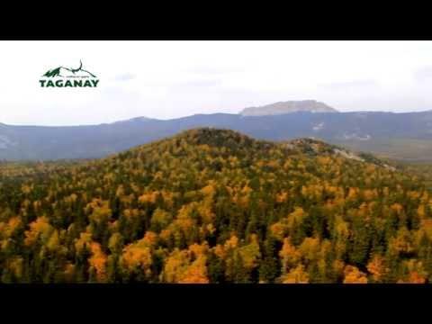 Презентационный ролик национального парка Таганай.