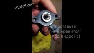 Клапан топливной рейки регулятор давления  Common Rail pressure regulator