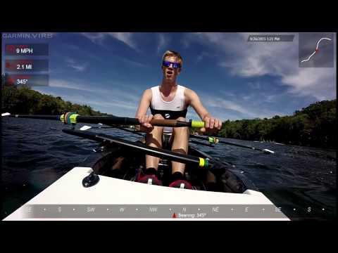 Head of the Merrimack: Essex Rowing (Meghan Quint Coxswain)