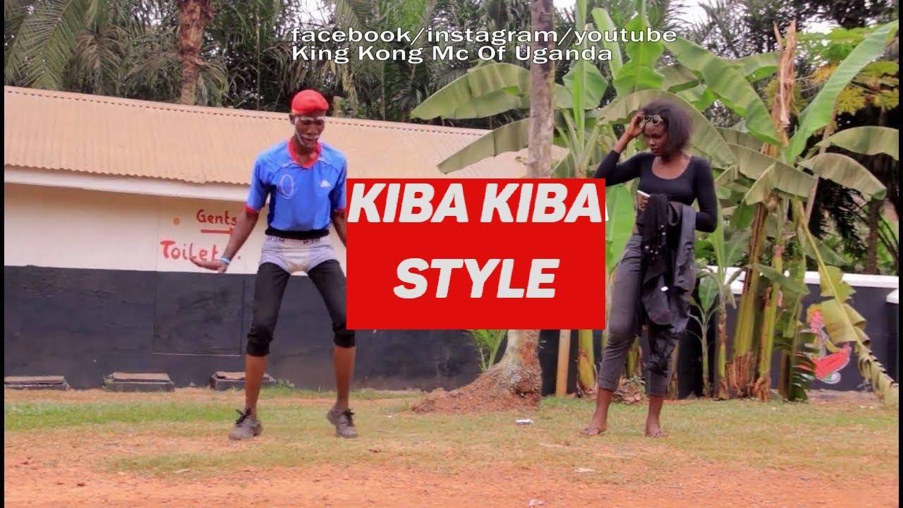 KING KONG MC OF UGANDA  kiba kiba style   New Ugandan Dance Comedy Video 2018 HD