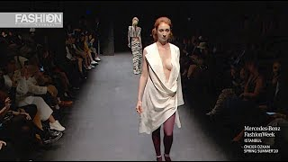 ÖNDER ÖZKAN Spring 2020 MBFW Istanbul - Fashion Channel