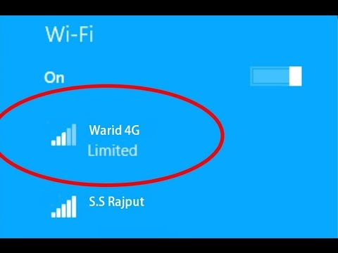 how to create wifi connection in windows 8