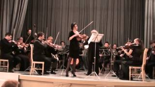 Моцарт. Концерт для скрипки с оркестром №3