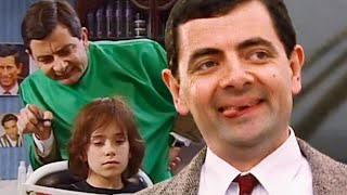 Close Shave | Mr Bean Full Episodes | Mr Bean Official