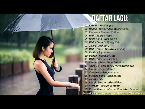Cover Lagu 20 LAGU GALAU TERBARU POPULER 2017 STAFABAND
