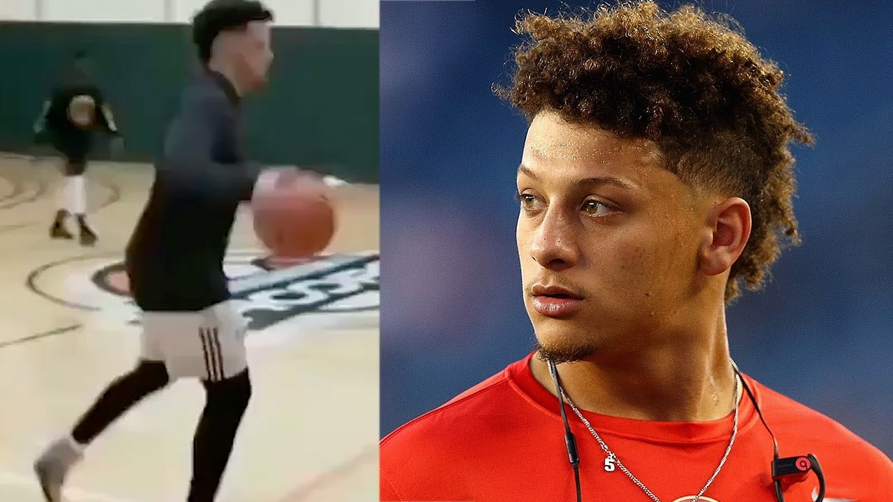 Patrick Mahomes Banned From Playing Basketball According To Kc Chiefs Gm