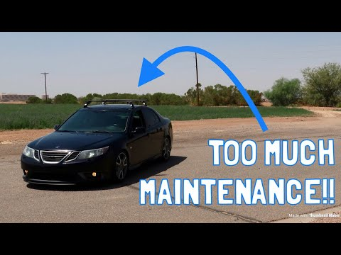 6 Things I HATE About My Saab 9-3 Turbo X