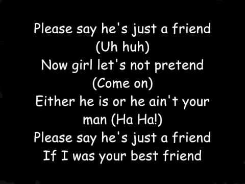 50 Cent Feat. Olivia - Best Friend (Lyrics)