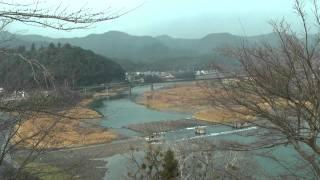 日本100名城巡り30 №82大洲城 2010/12/27