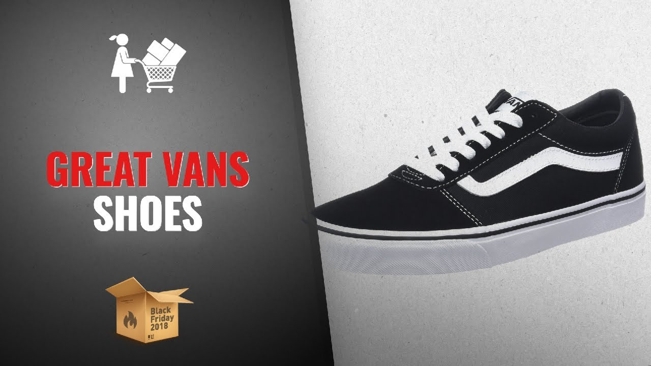 792349d99e Up To 40% Off Vans Shoes Black Friday   Cyber Monday 2018