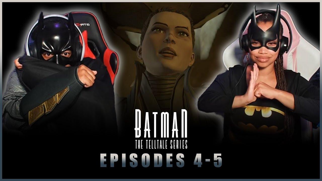 Download Gotham is Safe! | Batman the Telltale Series Episodes 4-5