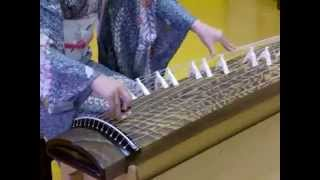 さくらさくら変奏曲 sakura sakura (playing Koto) Sakura Variation