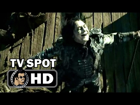 PIRATES OF THE CARIBBEAN 5 Extended TV Spot #1 (2017) Johnny Depp Fantasy Movie HD
