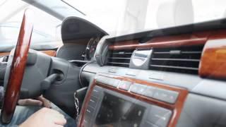 Автомобили Volkswagen Phaeton, 2002