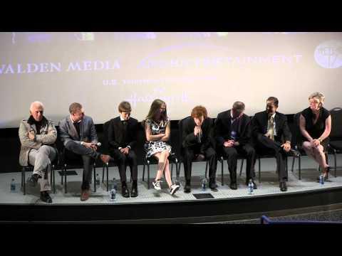 Space Warriors - Huntsville Premiere - Panel Q&A