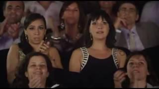 SOS Mulheres ao Mar, Adriana Giovanna Antonelli cantando