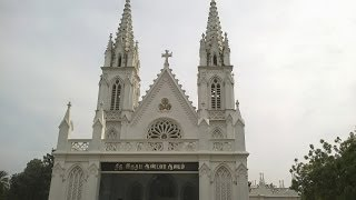 Sacred Heart Jesus Church-Pudukkottai