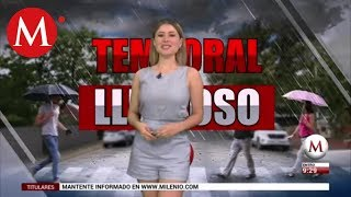El clima para hoy 30 de mayo, con Cecilia Salamanca