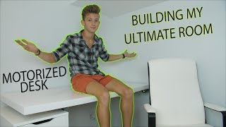 Building my Ultimate Room: The Perfect Desk (Episode 2)