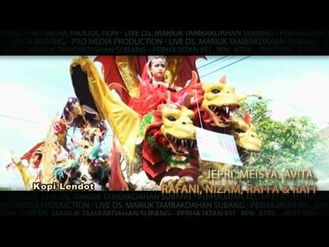 Kopi Lendot - Singa Dangdut Singa Barong Live Mariuk [6-5-2017]