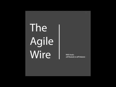Agile Wire Podcast - Interview with Professional Scrum Trainer Jim Sammons