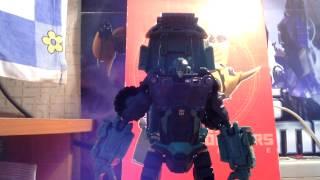 Обзор игрушки Transformers Prime - Sergeant Kup