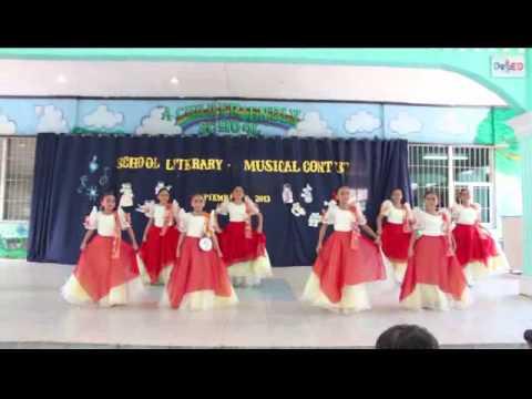 ICES ESM VI -Visayan Folk Dance